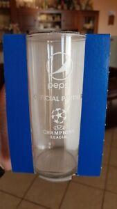 BICCHIERE PEPSI-COLA CHAMPIONS LEAGUE UEFA