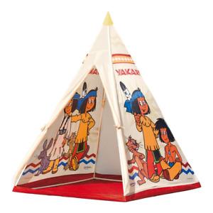 John 78607 Yakari Tipi Zelt Kinderzelt Indianerzelt Für Drinnen Und Draußen