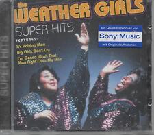 THE WEATHER GIRLS super hits CD NEUF It 's Raining Men Big Girls Don' t Cry