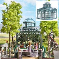 Busch 1579, Orangerie, H0 Mondi In Miniatura Kit 1:87