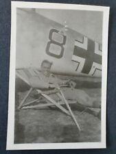 More details for ww2 original photo of german luftwaffe messerschmitt bf109 pilot ii/jg3 france