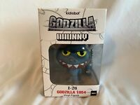 Godzilla 1954 Figure by Bhunny Kidrobot Loot crate NIB Vinyl Figure I-20 2020