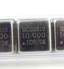 1x HKC Oszillator Quarz 10MHz  MCO2501S HCMOS (260°C / 10sec.)