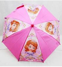 NWT Sofia the First Umbrella by Disney Newest Style for Rainy Day or Sunny Day