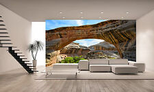 Photo Wallpaper  Natural Bridges  GIANT WALL DECOR PAPER POSTER FOR BEDROOM