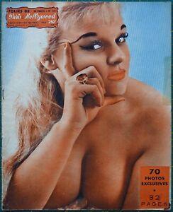 Folies Paris Hollywood #131 pin-up magazine Rosina Revelle - Lorraine Burnett