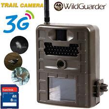 3G Sim MMS GPRS Trail Hunting Game Camera WildGuarder WG-1010G Security + 8GB SD
