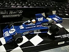 F1 Tyrrell Ford Cosworth 007 1975 Scheckter #3 undici Limited Minichamps 1:43