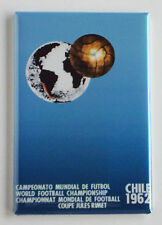 World Cup (1962) FRIDGE MAGNET (2 x 3 inches) soccer poster Chile