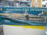 PORTE- AVIONS    U.S.S   ENTERPRISE    1/720  REF 05046   REVELL