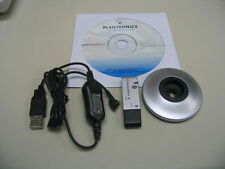 PLANTRONICS BUA-100 Bluetooth USB Adapter for Voyager 510 520 815 835 855 Pro HD