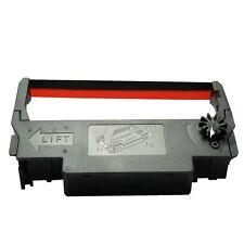 Epson ERC 30/34/38 Black/Red Ink Ribbon for TM 200, TMU 220, TMU230 6 Pack