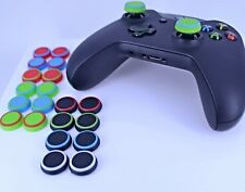 10x Silicone Thumb Stick Grip Caps Cover for PS4, Xbox 360, PS3 Controller