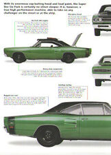 1969 Dodge Super Bee 440 Six Pack Article - Must See !!