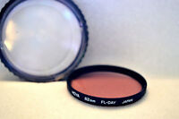 Hoya 62 mm FL-Day Screw-In Filter with Case Made in Japan (L-230)