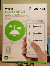 Belkin F7C030Fc Wemo Smart Light Switch - White Open Box