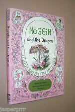 Noggin & der Drache. Oliver Postgate. 1966 1st Edition Hardcover in Staub Jacke