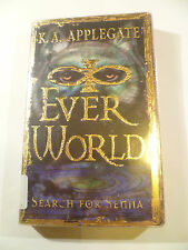 EVER WORLD SEARCH FOR SENNA * K. A. APPLEGATE * P/B * 1999