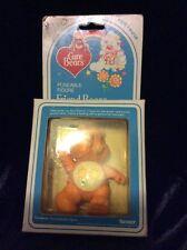 "Vintage Care Bears 1984 Poseable 3.5"" Figure Friend Bear #60360 New In Package"