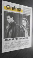 Revista Semanal Cinema Semana de La 5A 11 Noviembre 1986 N º 375 Buen Estado