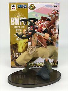 One Piece Usopp BWFC Banpresto World Figure Colosseum 2 vol.7 2018 Normal color