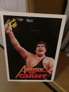 1990 Classic WWF #10 Andre the Giant