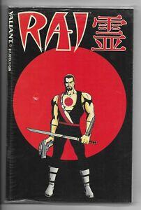 Rai Volume 1 Bagged with Rai Companion Valiant Comics Collects 0 1 2 3 4
