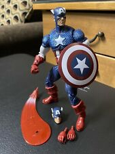 Marvel Legends 80th Anniversary Captain America Walmart Exclusive OOB