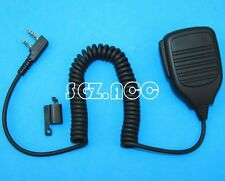 Two Way Radio Speaker-mic Microphone for BAOFENG LINTON KENWOOD Radio KMC-21