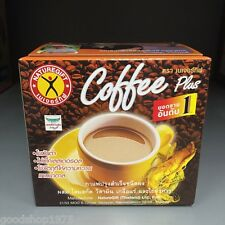Weight Loss Diet Instant Coffee Plus Ginseng NatureGift 4 boxs (40 Sachets)