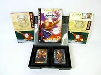 Avatar The Last Airbender Quickstrike Trading Card Game Open Box VGC!