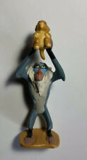 Disney The Lion King Rafiki Baby Simba Pvc Cake Topper Collectables Toy Figure