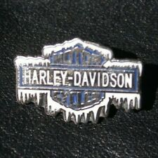 MOTORCYCLE Pin Badge HARLEY DAVIDSON