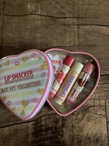 Lip Smacker Lip Bae My Valentine Set Of 3