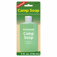 Coghlan's Biodegradable Camp Soap 4 Ounce #9617