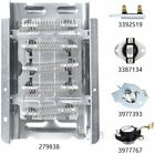 279838 Whirlpool Dryer Element 3977767 / 3977393 / 3392519 / 3387134 (Not OEM) photo