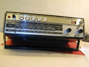 GRUNDIG TRANSISTOR RADIO , KOFFER ELITE Boy 207
