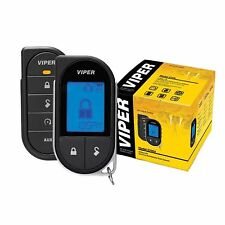 VIPER 5706V RESPONDER LC3 2-WAY CAR SECURITY ALARM AND LCD REMOTE START SYSTEM