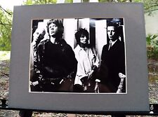 1994 Voodoo Lounge Tour ROLLING STONES PHOTOGRAPH Jagger Richards Watts Wood