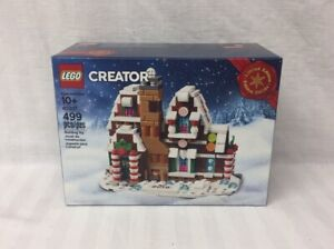 NEW LEGO Christmas (40337) Mini Gingerbread House