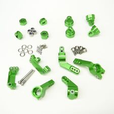 Gen3 RC Green Aluminum 6061-T6 Upgrade Kit Traxxas Slash Rustler Stampede Skully