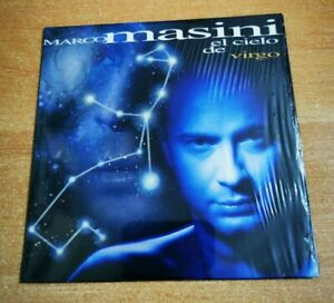 MARCO MASINI El cielo de Virgo CANTATO SPAGNOLO CD SINGOLO PROMO CD SINGLE RARO