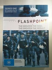 Flashpoint : Season Series 1 (DVD, 2012, 4-Disc Set)_Drama_Region 4 Australia