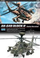 1/72 AH-64D BLOCK II #12514 ACADEMY HOBBY KITS