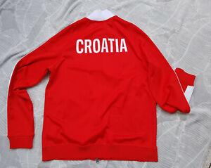 Kroatien Anthem Jacke NIKE Gr. L