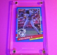 Ken Griffey Jr. 1991 Donruss #49 (ERROR CARD) Seattle Mariners All Star