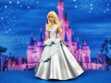 Cake Topper Decoration Mattel Princess Holiday Barbie 25th Anniversary Figure