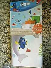 Disney Pixar Finding Dory 19 Peel & Stick Wall Decals - New in package