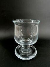 Holmegaard Glas Globetrotter, Michael Bang, Grog Glas 70er Jahre