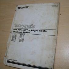 CAT CATERPILLAR D6R TRACTOR Electrical Wiring Schematic Manual service repair